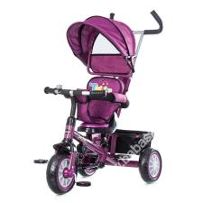Chipolino Twister tricikli kupolával - Purple lábbal hajtható járgány