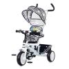Chipolino Twister tricikli kupolával - White