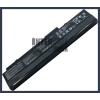 Eee PC 1015PED 4400 mAh 6 cella fekete notebook/laptop akku/akkumulátor utángyártott