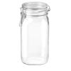 Bormioli Rocco 72501 Csatos üveg 1,5 l