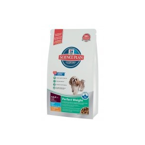 Hill's Canine Adult Perfect Weight Mini Kutyaeledel, 2kg