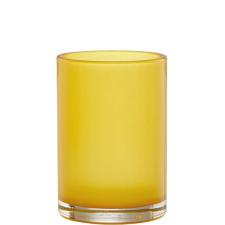 delight mécsestartó sárga dekoráció