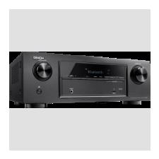 Denon AVR-X 520 BT házimozi reciever, fekete rádióerősítő