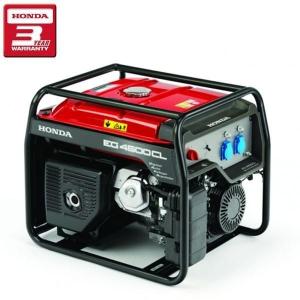 Honda EG4500 benzinmotoros áramfejlesztő (Áramfejlesztő)