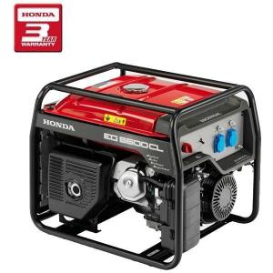 Honda EG5500 benzinmotoros áramfejlesztő (Áramfejlesztő)