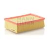 MANN FILTER C25136 Levegőszűrő CITROEN C4, PEUGEOT 307 2.0 HDi