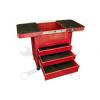 GENIUS TOOLS Szerszámos szekrény 03 fiókos + széthúzható tető alatt 1 tároló rekesz (TBR3303)