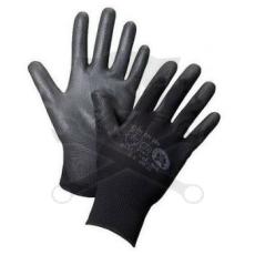 AERO Gloves Kesztyű Buck fekete AERO poliuretán tenyér 12-es XXXL-es XXXL/11 (KA9061-XXXL)