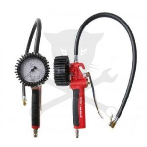 BGS Technic Gumiabroncs nyomásmérő - kerékfúvató profi BGS (9-55410)
