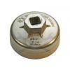 BGS Technic Olajszűrő leszedő kupak 064 mm x 14 lap Alu (9-1042)