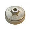 BGS Technic Olajszűrő leszedő kupak 075 mm x 15 lap Alu (9-1045)