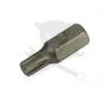 BGS Technic Bit ribe M07 - 10 mm h: 30 mm (9-4762) bitfej készlet