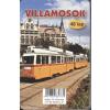 Top Card Kiadó KÁRTYA: VILLAMOSOK 48 LAPOS KÁRTYA