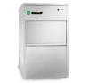 Klarstein ipari jégkockagyártó készülék, 240 W, 25 kg/nap, rozsdamentes acél konyhai eszköz