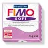 Gyurma, 56 g, égethető, FIMO Soft, levendula