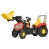 Rolly X-Trac pedálos markolós traktor