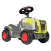 Rolly Minitrac Claas Xerion lábbal hajtós mini traktor