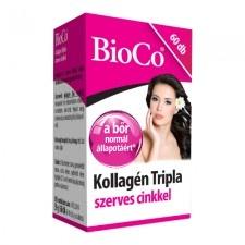 BioCo Kollagén Tripla tabletta 60 db táplálékkiegészítő