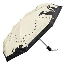 Fekete macskás összecsukható esernyő