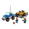 LEGO City Homokfutó-szállító 60082