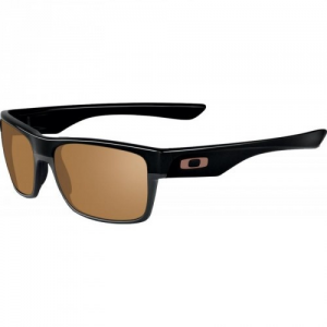OAKLEY Twoface Polishad Black W/ Dark Bronze