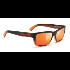 Rudy Project Ultimatum Shock Crystal Orange/Black Matte - Multilaser Orange lencsével