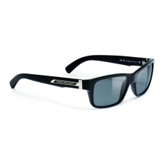 Rudy Project Ultimatum Black Gloss - Black Smoke lencsével