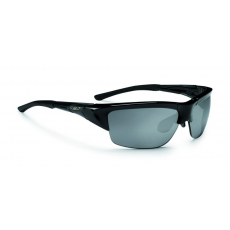 Rudy Project Ryzer Black Gloss - ImpactX™ Polarized Photochromic Grey lencsével