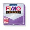 Gyurma, 56 g, égethető, FIMO Effect, áttetsző bíborlila