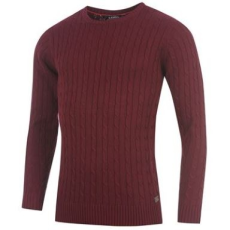 Kangol Cable kötött férfi pulóver