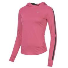 Nike Racer Running női kapucnis futótop