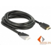 DELOCK 84408 HDMI kábel, 3m