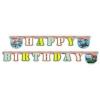 Party füzér Szülinapi Repcsik Planes Happy Birthday