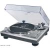 Audio-Technica AT-LP120USBHC Professzionális lemezlejátszó, ezüst