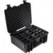 B&W International Type 6000 - fekete incl. Padded Divider