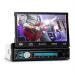 """Auna MVD-320, 17,8 cm (7"""") érintőképernyő, autórádió, bluetooth, DVD, USB, SD, FM"""