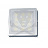 Elmark Lámpatest, bútorfény LED 2,4 W - 210 lm meleg f. 57x57mm ELMARK (LED12)