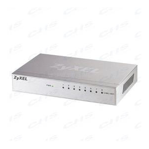 ZyXEL 8-Port Desktop Gigabit Ethernet Switch (GS-108BV2-EU0101F)