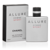 Chanel Allure Home Sport EDT 3x20ml férfi parfüm