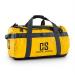 Capital Sports Travel M, utazótáska, hátizsák, 60 l, kocsi, vízlepergető, sárga