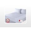 Comfort vízhatlan körgumis matracvédő 200x200 cm