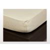 Jersey gumis lepedő Vanilia 160x200 cm