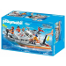 LEGO Playmobil Tűzoltó mentőhajó - 5540
