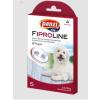 Panzi Fiproline Spot-On csepp kutyáknak 0,67mg ( S-es 4 darabos)