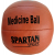 Spartan Bőr medicinlabda 1kg
