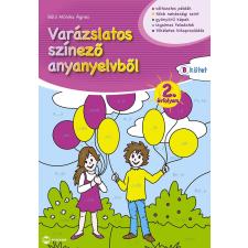SCHÄDTNÉ SIMON ANDREA - VARÁZSLATOS SZÍNEZÕ ANYANYELVBÕL 2. ÉVFOLYAM - B KÖTET gyermek- és ifjúsági könyv