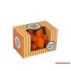 Professor Puzzle PP színes blokk puzzle, narancs