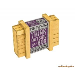Professor Puzzle PP Think Outside the Box logikai játék