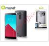 Muvit LG G4 H815 hátlap - Muvit miniGel - transparent tok és táska