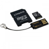 Kingston 64 GB microSDXC + adapter